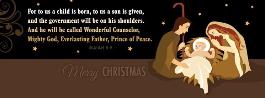 the bible verse Isaiah 9:6